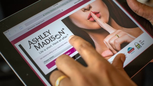 Ashley Madison is an online dating service for married people seeking affairs.