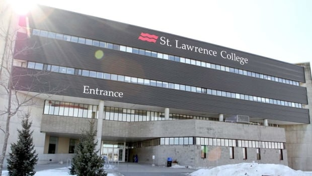 St. Lawrence College is looking into a homophobic comment that one of its professors allegedly made on Facebook.