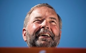 Tom Mulcair Tour