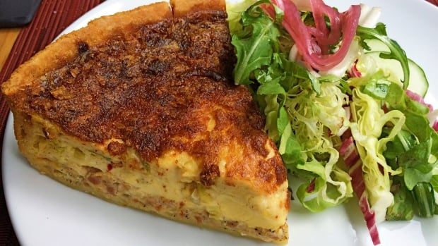 Homestretch Brunch Club: Quiche and Parmentier at Parc ...