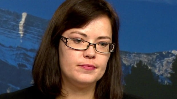 Alberta Justice Minister Kathleen Ganley says the province's legal aid system is not adequate.