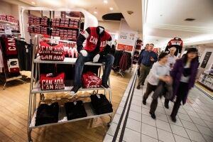 Canada retail