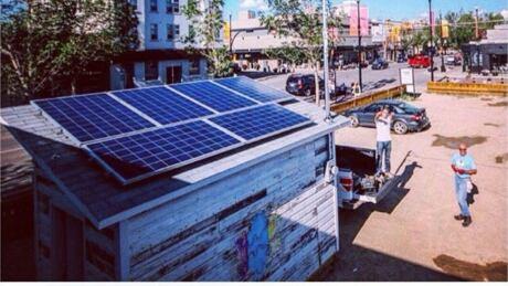Solar Panels Melt Saskatoon Ice Cream Shop S Power Bills