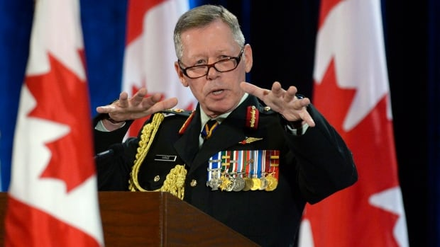 Gen. Jonathan Vance was installed as the chief of defence staff in July. He says gender specialists will be valuable when the military interacts with vulnerable civilian populations.