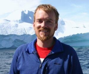 Jason Box, head of Dark Snow Project, Greenland
