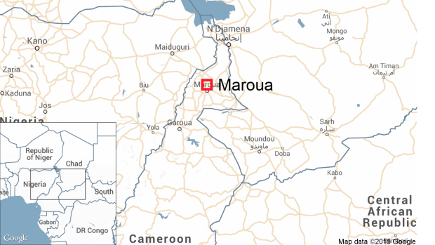 Maroua was the site of two deadly explosions in Cameroon last week and security officials may have prevented another attack after receiving a tip.