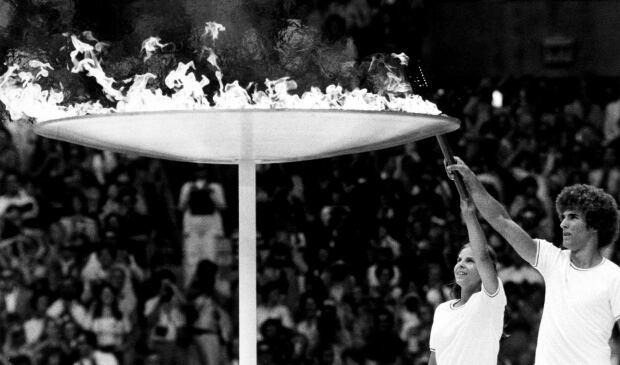 '76 OLYMPICS