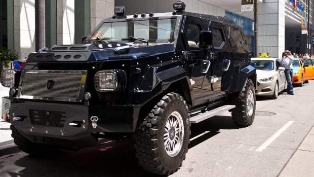 Most Expensive Truck In The World >> Canada's luxury armoured car industry shows some mettle - Business - CBC News