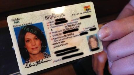 Gloria Halvorsen driver's license