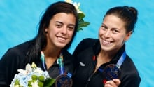 Canada's Roseline Filion, Meaghan Benfeito qualify for 2016 Olympics
