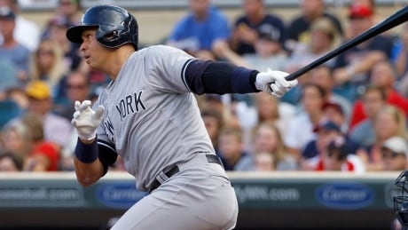 Alex Rodriguez homers against former team on his 40th birthday
