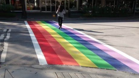 Vernon councillor says city wading into 'culture wars' with 'divisive' rainbow crosswalk