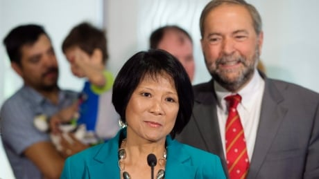Olivia Chow's bid to return to the Commons and 5 challenges she's facing