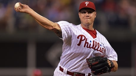 Jonathan Papelbon, Phillies closer, traded to Nationals