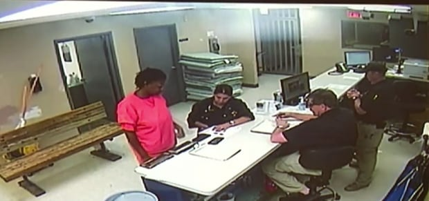 Sandra Bland video