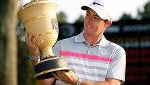 Rory McIlroy won't defend Bridgestone title due to ankle injury