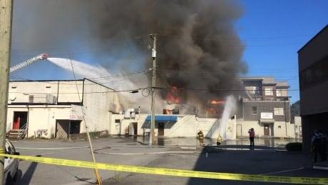 Port Coquitlam fire