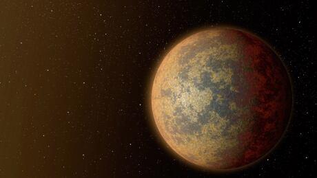 HD 219134b is a super-Earth