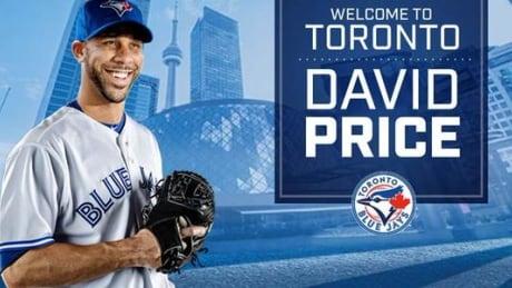 David Price, Blue Jays off to an awkward start on Twitter