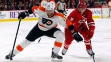 Jakub Voracek, Flyers agree to multi-year extension