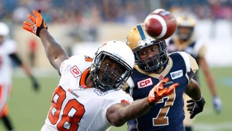 Drew Willy lifts Blue Bombers over Lions
