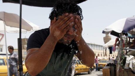 IRAQ-WEATHER-HOLIDAYS/
