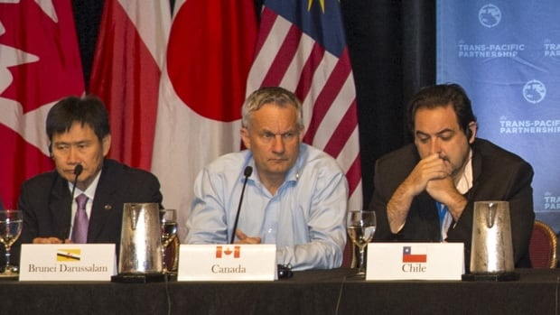 The 12 Trans-Pacific Partnership (TPP) ministers, including Canada's International Trade Minister Ed Fast, told reporters in Maui, Hawaii Friday that although they failed to reach a deal, they will continue to meet to resolve their differences.
