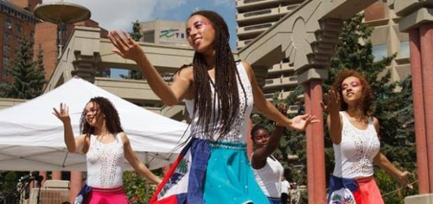 Heritage Day at Olympic Plaza