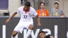 Johan Venegas, Costa Rican attacking midfielder, joins Montreal Impact
