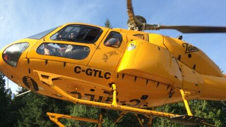 Injured hiker rescued from Coliseum Mountain trail