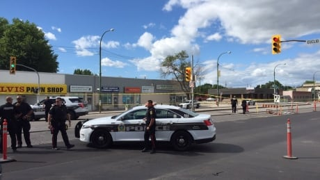 Main Street reopened after apparent suspicious package