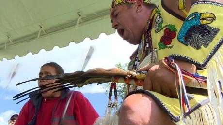 Lower Fort Garry powwow commemorates Treaty 1 agreement