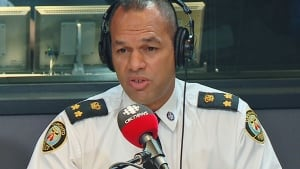 Deputy Police Chief Peter Sloly