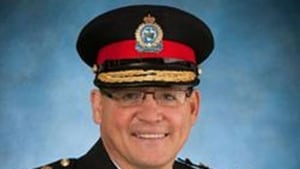 John Bates, Saint John's new police chief