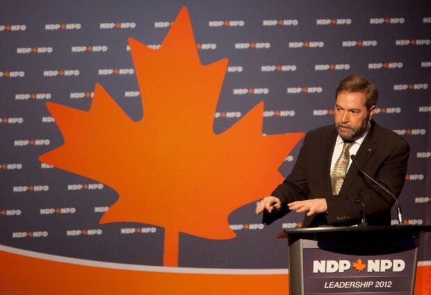 NDP Halifax Debate 20120129