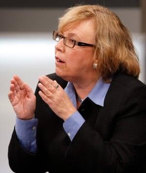 Elizabeth May election debate 20081002