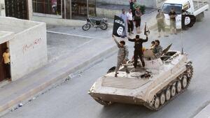 ISIS-Raqqa, 2014
