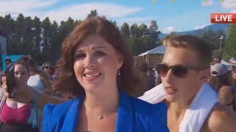 Steyn: Female reporters don't need Jim Acosta's help