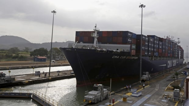 Low water levels in Gatun Lake in the midsection of the Panama Canal have prompted authorities to issue restrictions that will affect how much cargo ships can carry through the canal.