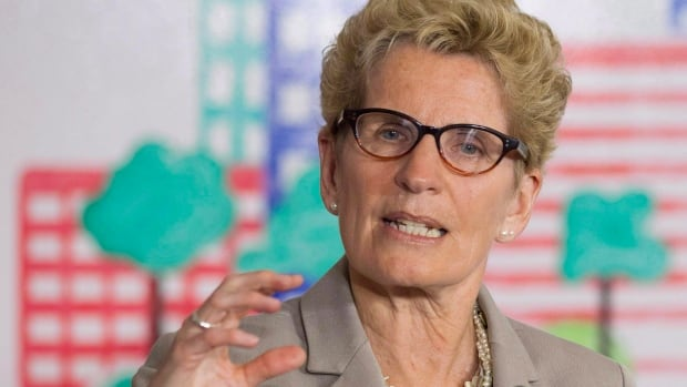 Premier Kathleen Wynne is set to announce plans to slow the implementation of the provincial government's new pension plan for small and medium-sized businesses, sources tell CBC News.