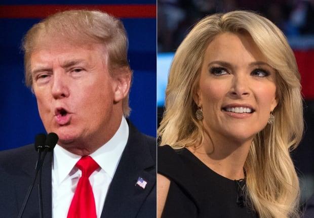 Megyn Kelly Donald Trump Fox News Aug 6 2015 Republican presidential debate