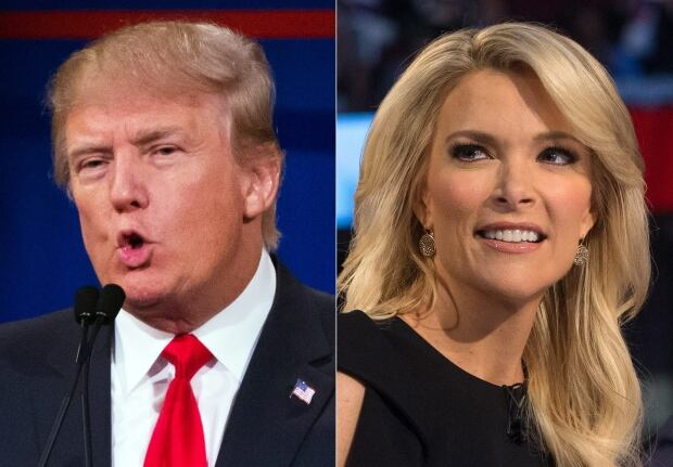 Megyn Kelly Donald Trump Fox News Aug 6 2015 Republican presidential debate