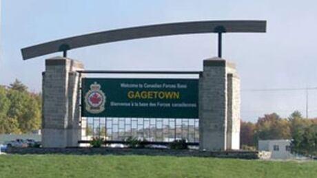 Base Gagetown
