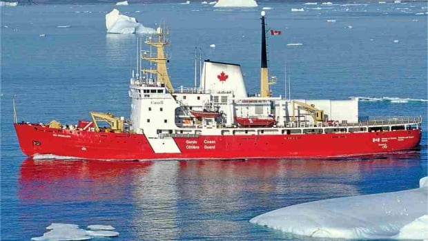 The Canadian Coast Guard Ship Des Groseilliers travels to the Canadian Arctic in summer to escort cargo ships and conduct search and rescue operations. All eight Arctic nations — including Canada and Russia — are to sign a historic deal next week for their coast guards to work together in the  waters of the North.