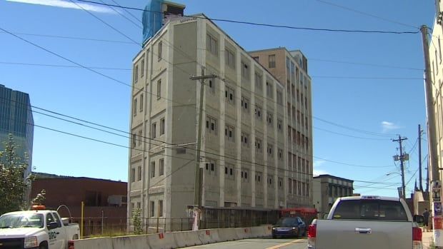 The former Newfoundland Telephone building was originally slated to become a condominium building. However, developers have decided to create rental apartments instead.