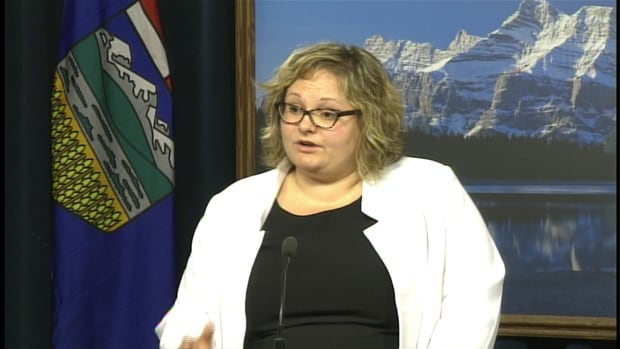 Health Minister Sarah Hoffman has ordered Alberta Health Services to cancel the $3-billion laboratory contract that was awarded last year to an Australian company called Sonic.