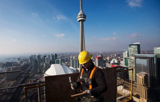 CANADA-TORONTO/BUILDING BOOM