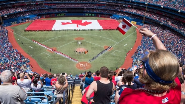 The recent success of Toronto's Blue Jays may be winning over the rest of the country.