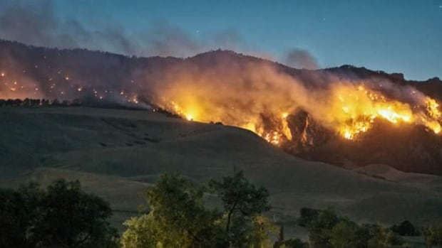 Municipal emergency plans are used in situations such as last summer's massive Rock Creek wildfire.