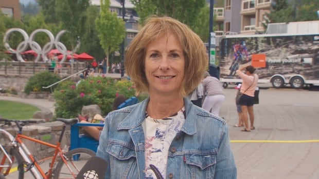 Whistler's Mayor Nancy Wilhelm-Morden is encouraging people to move to the resort town to work.